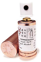 Indian God Lotion Bottle